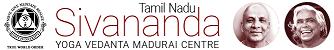 Sivananda Yoga Vedanta Centre, Madurai Logo