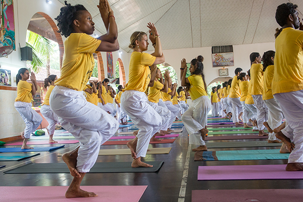 Yoga Teachers' Training Class