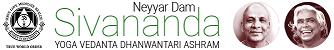 Sivananda Dhanwantari Ashram Logo